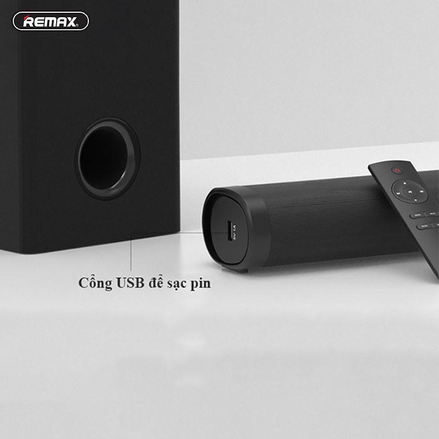 Dàn loa soundbar Remax RTS-10 | Sube Việt Nam | Kênh phân phối đồ gia dụng  và phụ kiện điện thoại thông minh Phân phối sản phẩm nhập khẩu chính hãng  thương